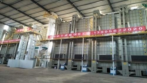 江西吉安12台机组项目
